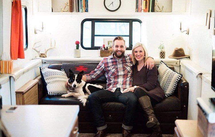 live in a camper and pay off 50 000 of debt the budgeting wife. Black Bedroom Furniture Sets. Home Design Ideas